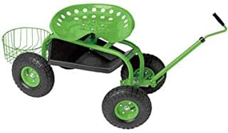 Tractor Scoot with Bucket Basket