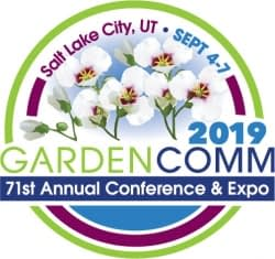 2019 GardenComm 71st Annual Conference & Expo, Salt Lake City, Utah